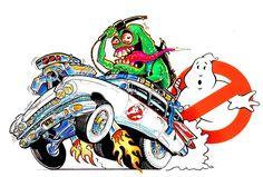 Rat Fink / Ghostbusters