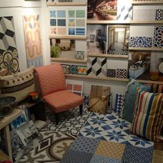 Tent London - What a Treat! – Alhambra Home & Garden