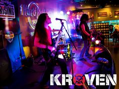 Check out Kroven on ReverbNation