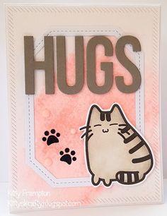 Fluffy Hugs by Kitty Frampton