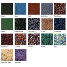 Outdoor Rubber | Colorful outdoor rubber tiles, patios and decks | Greatmats
