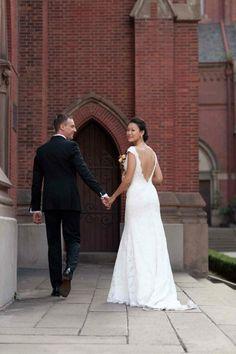Lace Dream by LOVA Weddings  www.lovaweddings.com