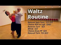 Big Top in Waltz | Ballroom Dancing - YouTube