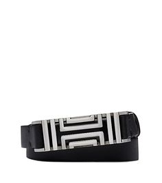 Tory Burch Tory Burch For Fitbit Fret Double-wrap Bracelet