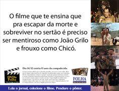 Exercício - Anúncio Folha de São Paulo