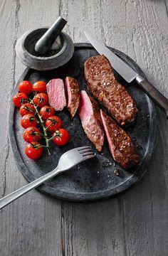 Rumpsteak, medium, mit Gelinggarantie, ein sehr leckeres Rezept aus der Kategorie Rind. Bewertungen: 171. Durchschnitt: Ø 4,7.