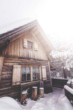 wnderlst:  Cabin in Austria