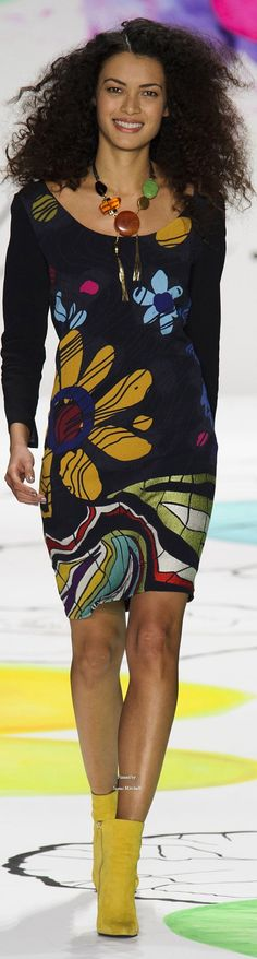 Desigual Collection  Fall 2015