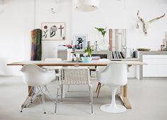 Interior crisp: Photo visit: Ank van der Pluijm 1