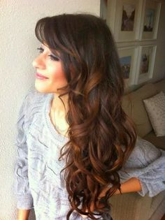 Brunette Hair Colors For Spring | Haircuts & Hairstyles for short long medium hair
