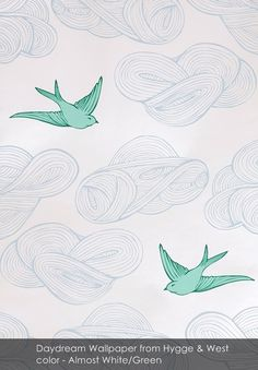 Daydream wallpaper from Hygge & West