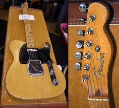 """1951 Fender Nocaster 