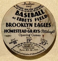 BrooklynBallParks.com - The Negro Leagues in Brooklyn