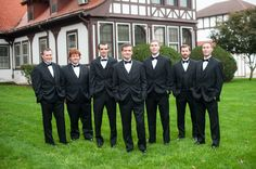 Classic Purple Glen Cove New York Real Wedding Best Wedding Dresses, Wedding Attire, Glen Cove New York, Tuxedo Wedding, Wedding Tuxedos, Tuxedo For Men, Bride Gifts, Groomsmen, Elegant Wedding