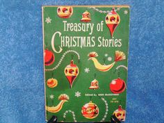 1971 VINTAGE SCHOLASTIC 11TH PRINT TREASURY OF CHRISTMAS STORIES TALES OLD & NEW | eBay