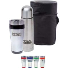 Junior Day Tripper Gift Set Perfect for that person in your life that's always on the go! www.promotiionaledge.com