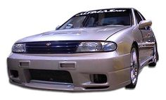 1993-1997 Nissan Altima Duraflex R33 Front Bumper Cover - 1 Piece (Clearance)