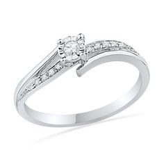 Promise Rings for a Girlfriend