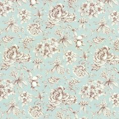 Excited to share this item from my #etsy shop: P Kaufmann Floral Toile AQUAMARINE Drapery Upholstery Sewing Fabric - Sold by the Yard Aqua Background, Print Patterns, Pattern Print, Drapery, Slipcovers, Accent Pillows, Mists, Upholstery, Soft Light
