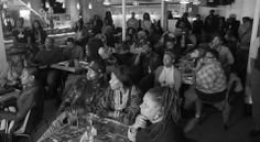 The Black Arts Movement is alive and kickin !  Poets Haven: A gathering spot for kindred spirits and artists alike to share our art, hosted by one of the founding fathers of Hip-Hop Abiodun Oyewole of The Last Poets  A packed crowd at our first event, a beautiful night! — at Silvana. 300 West 116th St, New York, New York 10026 (646) 692-4935 — in New York, NY.