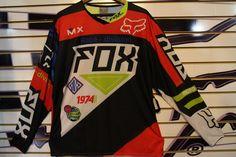 jersey mx fox motocross xl enduro tricolor venezuela moto