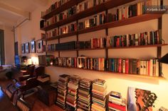 Artist's loft in Greenwich Village in New York