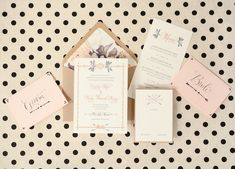 How to Style Paper Products | Antiquaria for Camille Styles, How to photograph invitations (photos).