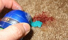 Cleaning Carpet Stains On Pinterest Laundry Stain Remover Shaving