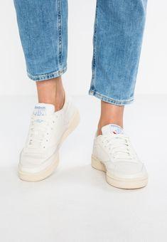 35cf4f68a4a63 CLUB C 85 - Sneakers laag - chalk paper white blue   Zalando.be 🛒
