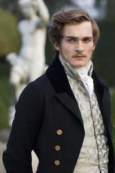 Rupert Friend as Prince Albert in The Young Victoria