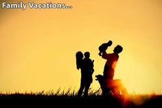 Some of our favorite memories involve #familyvacations. What are yours?