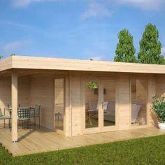 Garden office Hansa Lounge XL
