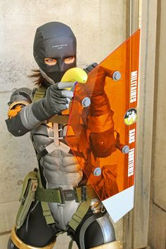 Amazing Metal Gear Solid Peace Walker Cosplay [Pic]