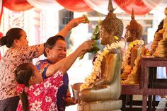 Read more about the wet New Year Celebrations in Myanmar, Laos, Cambodia and Thailand. (April 2016) #BeenInAsia #NewYearCelebrations #Songkran#Thingyan #BonCholChhnamThmei #PiMai #Thailand#Myanmar #Cambodia #Laos #SoutheastAsia #Travel#ExpatTravelAgent