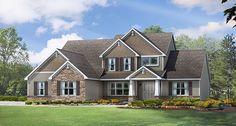 Modern Home Designs: The Covington | Wayne Homes