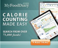 Take the guesswork out of weight loss. MyFoodDiary offers 7 tools to make tracking your foods quick and easy. - See more at: https://www.myfooddiary.com/?aID=1573&source=ipad_lb #Diets #weight management