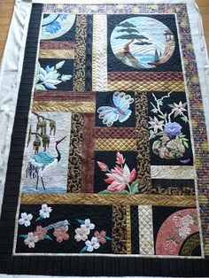 Asian Beauty | Sewing & Quilt Gallery | Bloglovin'