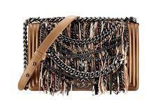 Chanel Pre-Fall 2014 accessories