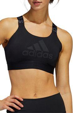Adidas Sport Bra Wire Top womans nonpadded underwear underwired tops