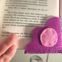 flower corner bookmark cute great present