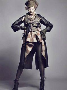 Retro Military Fashion 6