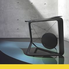 VELA | In a sea of unattractive training equipment that is unworthy of display in the home, the VELA cycle trainer, with its alluring sculptural presence and deeply immersive user experience, breaks the mold | Design team: Lunar Europe | IDEA 2013 Gold