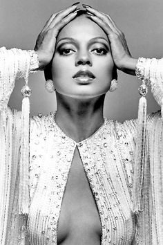 Diana Ross. Icon!