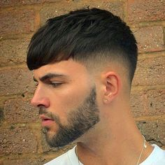37 Best French Crop Haircuts For Men Guide) - 37 Best French Crop Haircuts For Men Guide) French Crop Hairstyles – Best French Crop Haircuts For Men: Cool Crop Top Fade Hairstyles For Guys Mens Hairstyles Fade, Cool Hairstyles For Men, Haircuts For Men, Hairstyle Men, Elegant Hairstyles, Top Fade Haircut, Crop Haircut, Hair And Beard Styles, Short Hair Styles