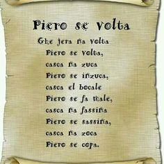 poesie in dialetto veneto