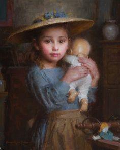 Morgan Weistling~ Caroline's Doll