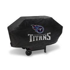 Tennessee Titans Heavy-Duty Deluxe Vinyl Grill Cover