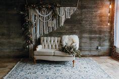 Cozy Spring Wedding Inspiration in Portland, Oregon | Image by Jessica Heron