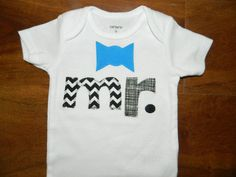 Gender Reveal Bodysuit, New Baby Boy Outfit, Baby Shower Gift, Gender Reveal Party on Etsy, $20.00