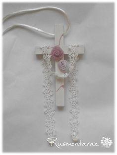 Cruces de comunión niña de rusmontaraz.com